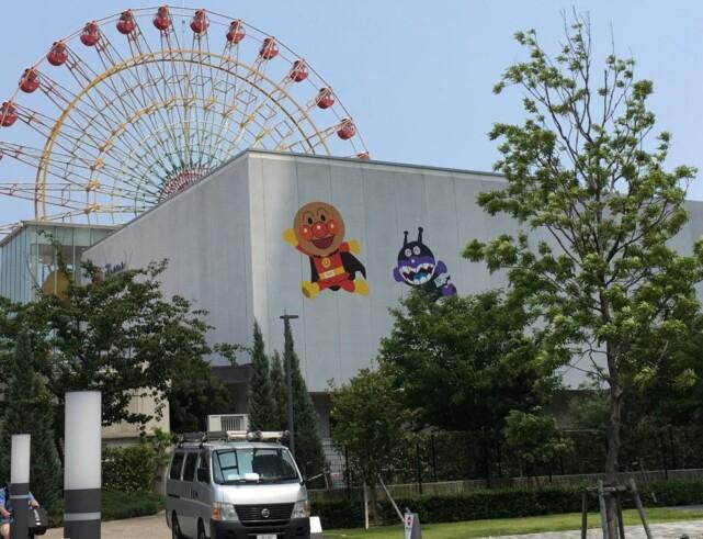 大人も一緒に楽しめる!神戸アンパンマンミュージアムってこんなところ