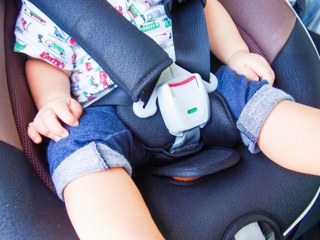 isofixでもシートベルトでもOK!載せ替えも便利な兼用チャイルドシート