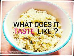 青汁でごはんを炊いたらどんな味?実際に作ってみた!