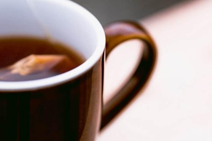 生理痛に良い飲み物3紅茶